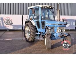 standaard tractor landbouw Ford 5110 1989