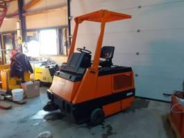 vorkheftruck Hako jones 1100 veegmachine elektrische met nieuwe accu