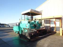 asfalteermachine wielen Vogele Super 1502 - Type 62-2