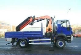 kipper vrachtwagen > 7.5 t Iveco 4x4 TRAKKER 440 PALFINGER PK 29002 Kran Kipper 2007