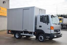 bakwagen vrachtwagen Nissan ATLEON 56.15  4X2