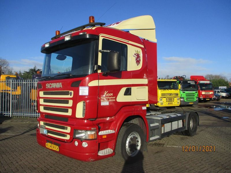 Scania - R 380 EURO 3 MANUAL GEARBOX HOLLAND TRUCK 2