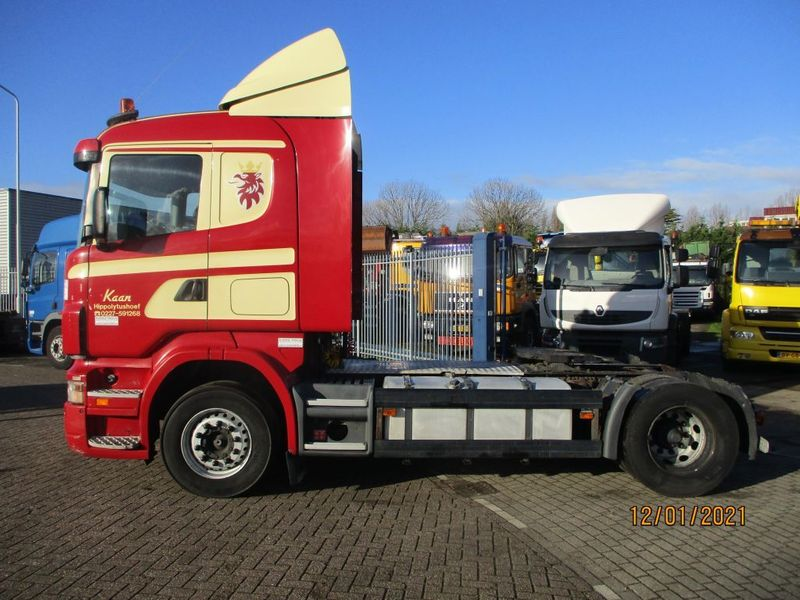 Scania - R 380 EURO 3 MANUAL GEARBOX HOLLAND TRUCK 4