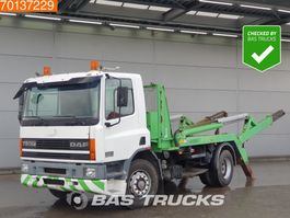 containersysteem vrachtwagen DAF CF 75 4X2 Manual Euro 2 1998