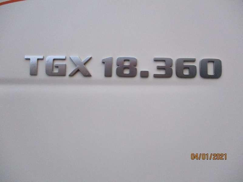 MAN - TGX 18.360 4X2 BLS 6