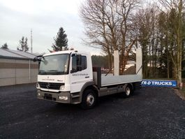 open laadbak vrachtwagen Mercedes-Benz ATEGO 1218 only 76000 kms - AS NEW 2010