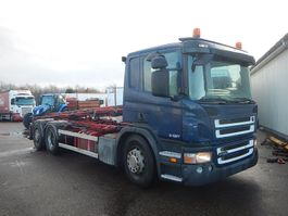 containersysteem vrachtwagen Scania P280 Euro-5 2008