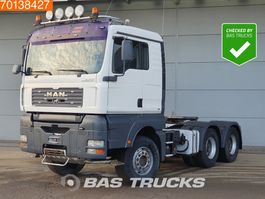 standaard trekker MAN TGA 26.430 6X4 XL Manual Hydraulik Big-Axle ComfortShift Euro 3 2005