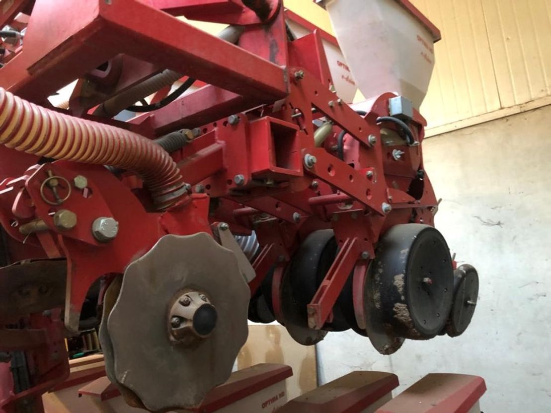 precisie zaaimachine Kverneland 12 rijige maiszaaimachine 2013
