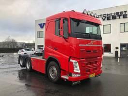 standaard trekker Volvo FH540 tandemløft 2018