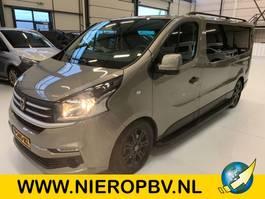 gesloten bestelwagen Fiat TALENTO dub cab airco navi 145pk 51000km 2018