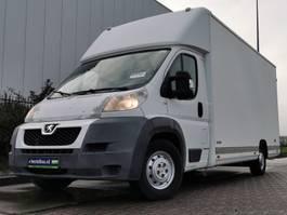 gesloten bestelwagen Peugeot Boxer 2.2 hdi 120 platform laa 2011