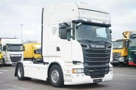 standaard trekker Scania R560 E5 Topline Retarder Leder 2Tanks 1200L Navi 2013