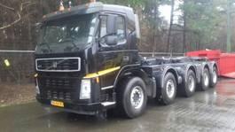containersysteem vrachtwagen Terberg FM 2850 EURO 5 10x4 kettingsysteem 2007