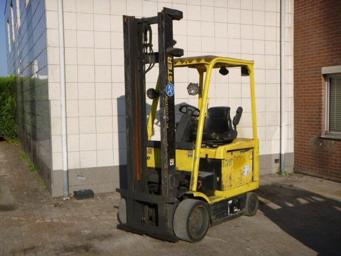 vorkheftruck Hyster E3.00XM-847 2007