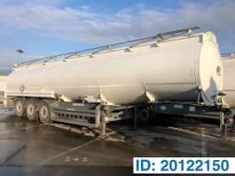 tankoplegger AC erbi Tank 43500 liter 2007