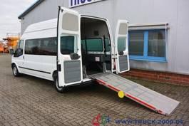 mpv auto Ford Transit 125T300 8 Sitze Rollstuhrampe Scheckheft 2015