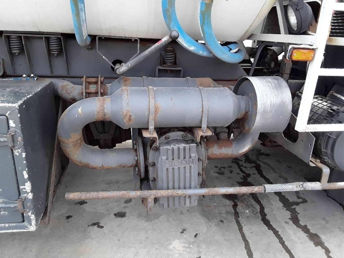 Opbouw vrachtwagen onderdeel Diversen Occ Tankwagen opbouw 2000
