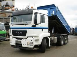 wissellaadbaksysteem vrachtwagen MAN TGS 28.440 6x4H-4 BL 3-Achs Kipper Wechselsy Ki 2013