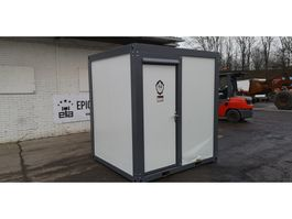 sanitaircontainer Mobiele Douche/Wc
