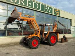 standaard tractor landbouw Fendt F 380 GT 1988