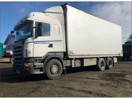 houttransporter vrachtwagen Scania R500 6X24700 2009