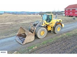 wiellader Volvo L25 0G Wheel loader 2012