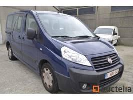 gesloten bestelwagen Fiat Scudo 130 Multijet 2013