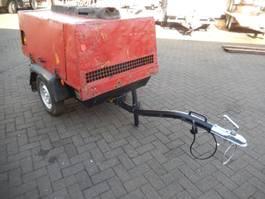 overige aanhangwagen Atlas Copco Enkel as Aanhangwagen met Luchtcompressor - 750 kg 1992