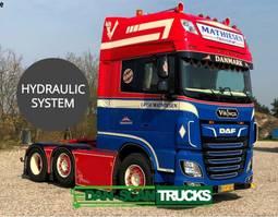 standaard trekker DAF XF480 Custom Truck Hydr. system 2018
