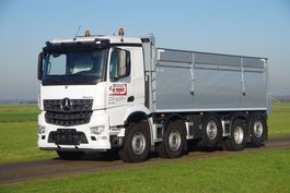 kipper vrachtwagen > 7.5 t Mercedes-Benz Arocs 10x2 midlift 49-ton met Gijsbertsen kipper 2019