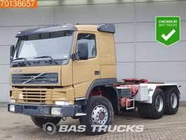 standaard trekker Volvo FM12 420 6X6 Manual 6x6 Hydraulik Euro 3 2002
