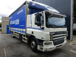 schuifzeil vrachtwagen DAF CF 75 250 EURO 5 2009