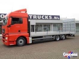 oprij vrachtwagen MAN TGA 26.400 6X2 Oprijvrachtwagen Euro 5 2011