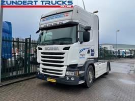 standaard trekker Scania R450 EURO6 INTARDER 2016