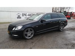 stationwagen Mercedes-Benz E 220 CDI Avantgarde 2011