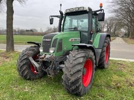 standaard tractor landbouw Fendt 712