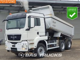kipper vrachtwagen > 7.5 t MAN TGS 26.540 6X4 PriTarder Big-Axle Steelsuspension Euro 5 2012
