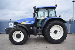 standaard tractor landbouw New Holland TM190 2007
