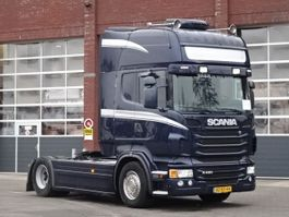 standaard trekker Scania R480 Topline 4x2 - Night clima - Retarder - Air horn - 2012
