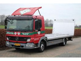 platform vrachtwagen Mercedes-Benz Atego 818 2008