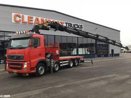platform vrachtwagen Volvo FH 420 Palfinger 60 ton/meter laadkraan 2010