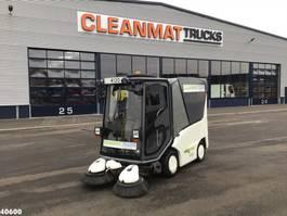 Veegmachine vrachtwagen Tennant 500 ZE Electric Sweeper 2015
