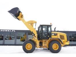wiellader Caterpillar 924K , 13t , bucket 2,5m3 , quick-coupler , ROPS , joystick , A/ 2014
