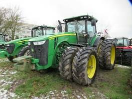 standaard tractor landbouw John Deere 8270R mit Zwillingsbereifung 2017