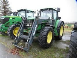 standaard tractor landbouw John Deere 6630 mit Frontlader 2009