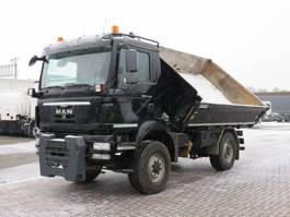 kipper vrachtwagen > 7.5 t MAN TG-M 13.290 4x4 BL 2-Achs Allradkipper Winterdie 2013