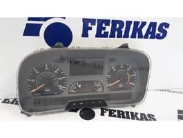 Dashboard vrachtwagen onderdeel Mercedes-Benz MB Axor, Atego instrument cluster 2010