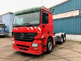 standaard trekker Mercedes-Benz Actros 2650 LS 6x4 TRACTOR UNIT (V8, EPS WITH CLUTCH / RETARDER) 2005