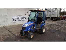 standaard tractor landbouw Iseki TXG 237